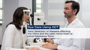 Video Patient Education on OCT