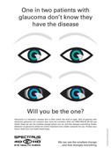 Advertisement Glaucoma