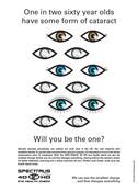 Advertisement Cataract