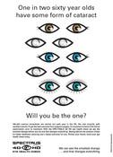Poster Cataract