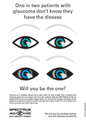 Poster Glaucoma