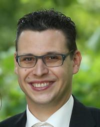 Preisträger Dr. rer. nat. Sven Schnichels (Augenklinik des Universitätsklinikums Tübingen)