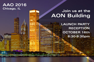 Glaucoma Module Launch Party Reception at AAO 2016