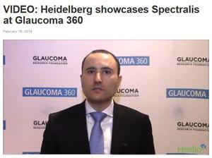 Video about next generation glaucoma diagnostics