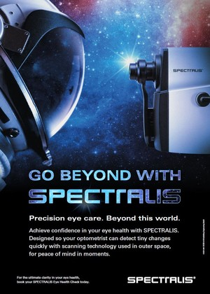 Go Beyond with sPECTRALIS
